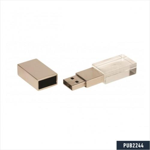 PUB2244 - Kristal USB Bellek