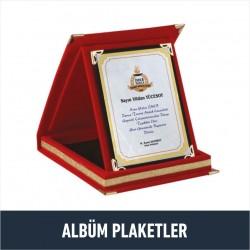 Albüm Plaketler