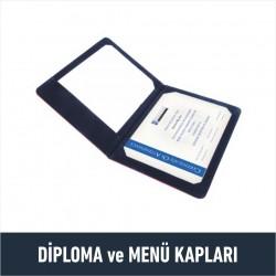 Diploma ve Menü Kapları
