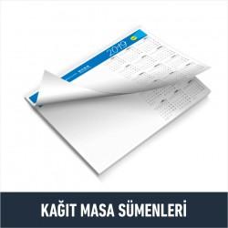 Kağıt Masa Sümenleri