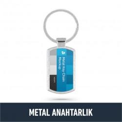 Metal Anahtarlıklar