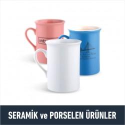 Seramik ve Porselen Ürünler